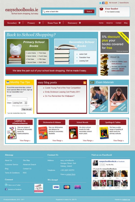 EasySchoolBooks.ie